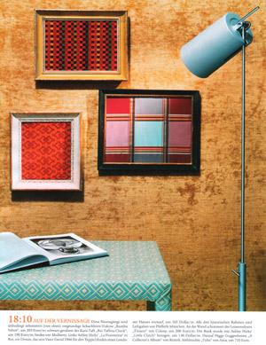 karl pfefferle werkstatt f r rahmen und restaurierungen m nchen pressespiegel. Black Bedroom Furniture Sets. Home Design Ideas
