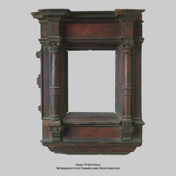 Karl Pfefferle, Workshop for Frames and Restoration, D - 80538 ...